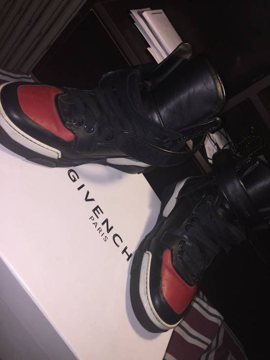 Givenchy Tyson High Top Sneakers Size US 10 / EU 43