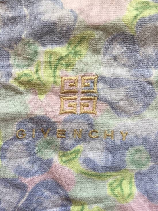 Givenchy SALE!!! Mini Towel By Givenchy!! Nice Design!! Flowery!! Size ONE SIZE