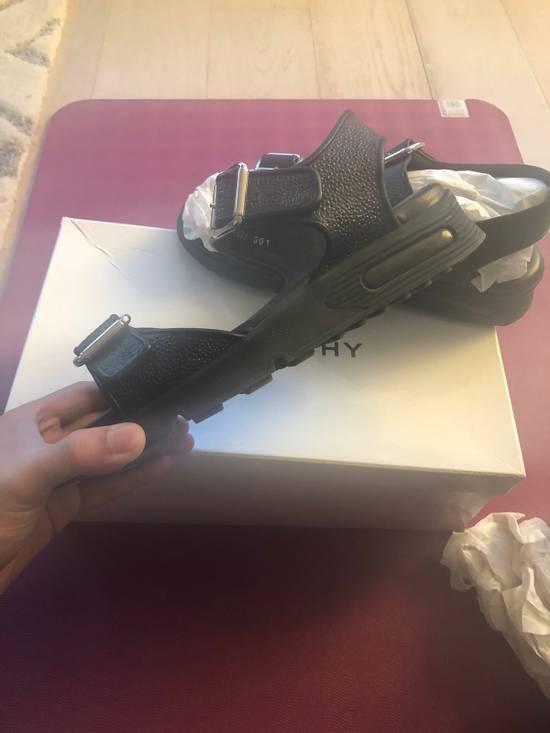 Givenchy Givenchy black stingray sandals Size US 9 / EU 42 - 3