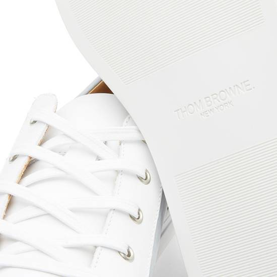 Thom Browne nubuck leather sneaker Size US 11 / EU 44 - 5