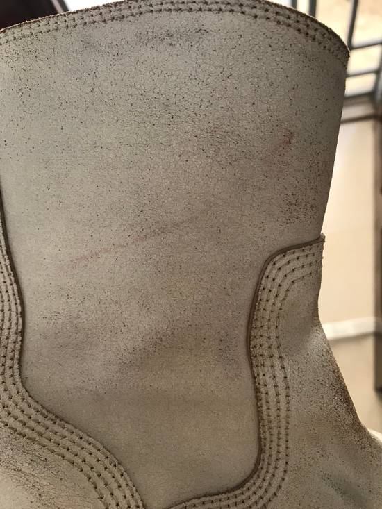 Julius SS11 cracked leather engineer boots Size US 11 / EU 44 - 13