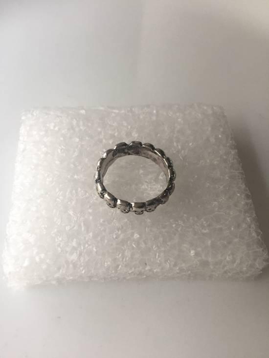 Jw Skull Tibetan Silver Ring - Size 7 Size ONE SIZE - 1
