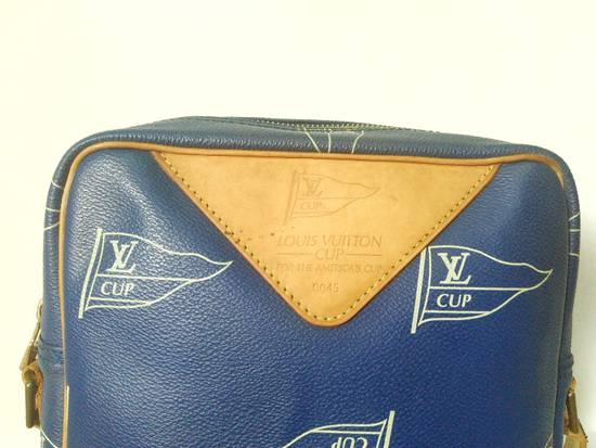 Louis Vuitton Last Drop - RARE AUTHENTIC LV CUP SAN DIEGO SAP SHOULDER BAG Size ONE SIZE - 1