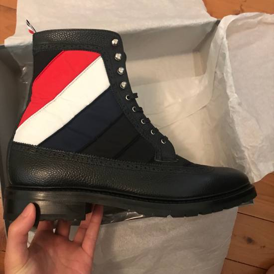Thom Browne Pebble Boots (brand New) Size US 10.5 / EU 43-44