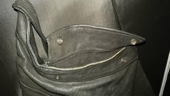 Julius 2013AW Buffalo Leather 2 Way Shoulder Bag Size ONE SIZE - 6