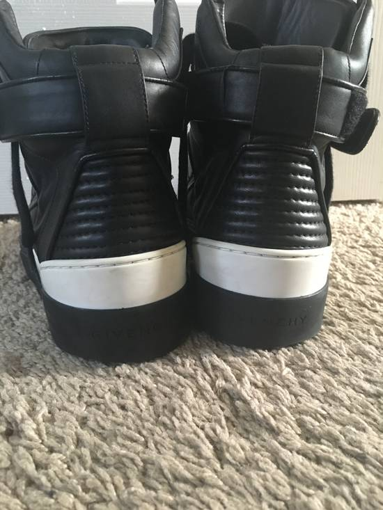 Givenchy Givenchy Tyson leather star studded high tops Size US 10 / EU 43 - 2