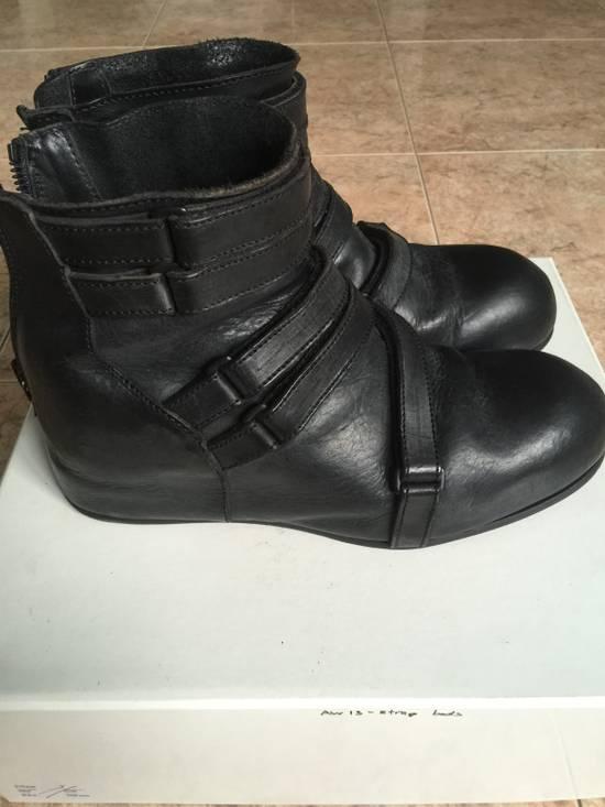 Julius AW 13 platform boots with straps Size US 10 / EU 43 - 1