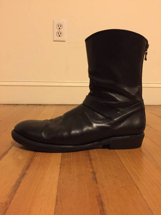 Julius BELTED LEATHER BOOT Size US 10 / EU 43 - 5