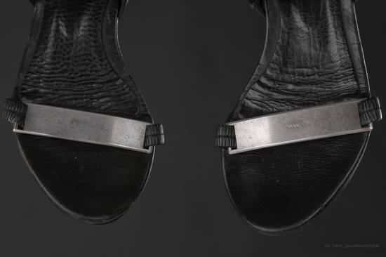 Julius 2008SS leather sandals Size US 8.5 / EU 41-42 - 1