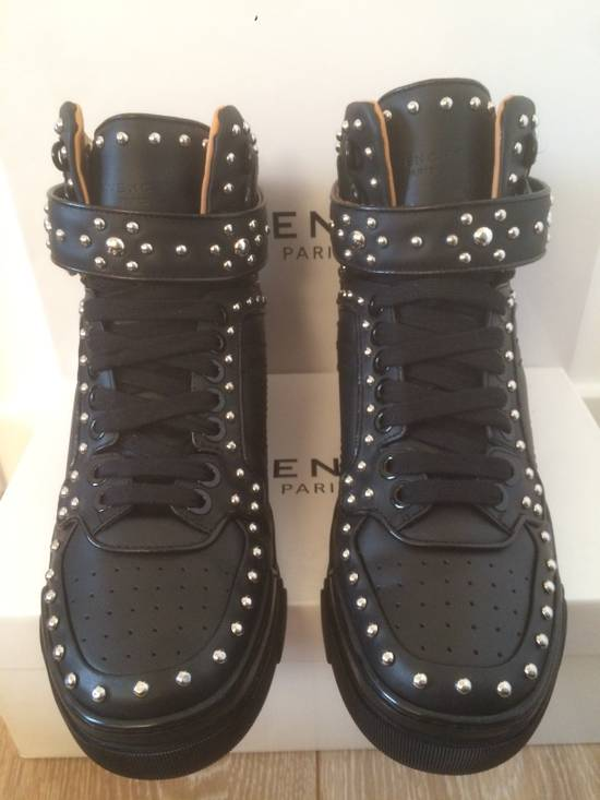 Givenchy TYSON STUDS NOIR Size US 7.5 / EU 40-41 - 1