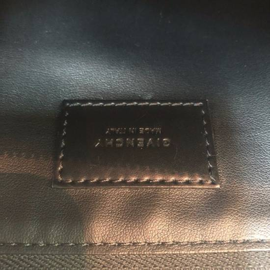 Givenchy Givenchy Leather Pouch Clutch Bag Size ONE SIZE - 5