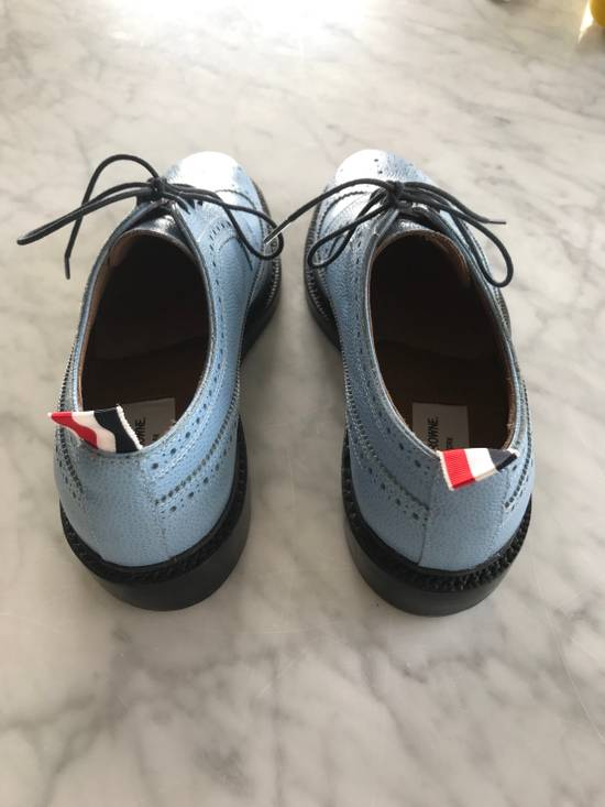 Thom Browne Brand New $1600 Thom Browne Oxford Classic Iconic Baby Blue Casual Chic Size US 8 / EU 41 - 2