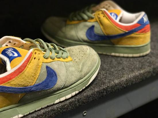 outlet store 5a862 dee68 Nike Nike Dunk SB Low – Premium SB Puff n Stuff Size US ...