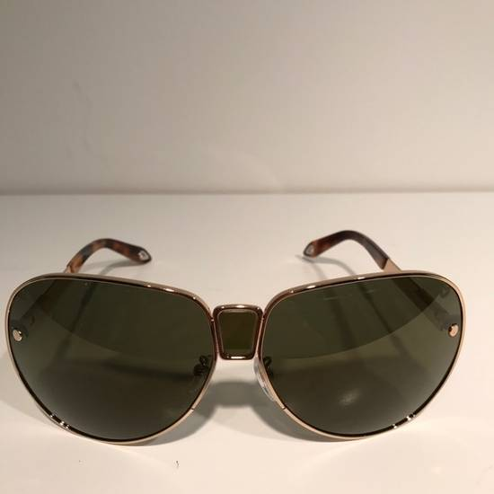 Givenchy Givenchy Gold Aviator Sunglasses Size ONE SIZE