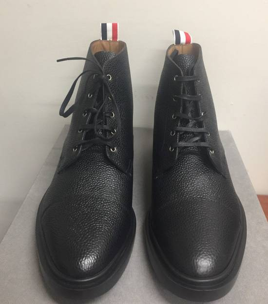 Thom Browne Pebble Grain Cropped Derby - New Size US 8 / EU 41 - 5