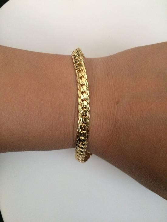 Jw Golden Snake Chain bracelet Size ONE SIZE - 1