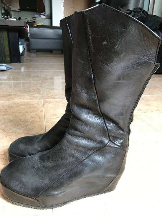 Julius SS15 platform boots Size US 10 / EU 43 - 2