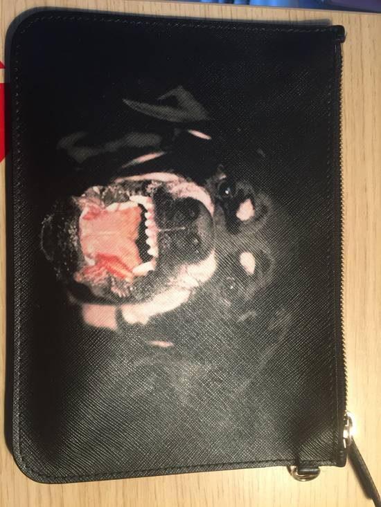Givenchy Rottweiler pouch Size ONE SIZE