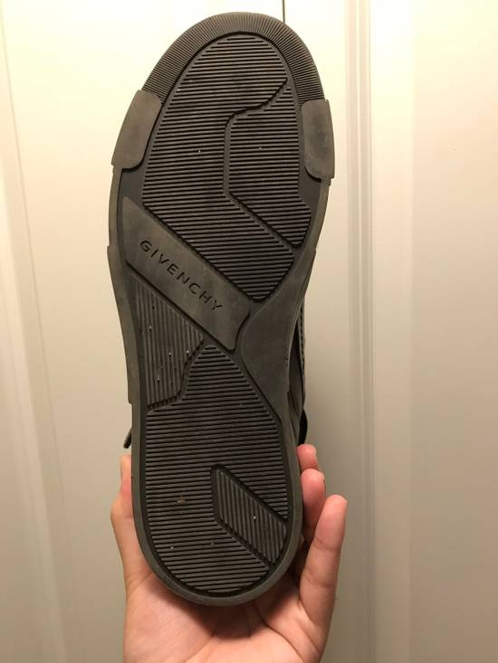 Givenchy Tyson Star Sneaker Black Gold Star Size US 11 / EU 44 - 4