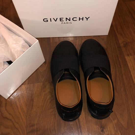 Givenchy new! black band sneakers Size US 9 / EU 42 - 1