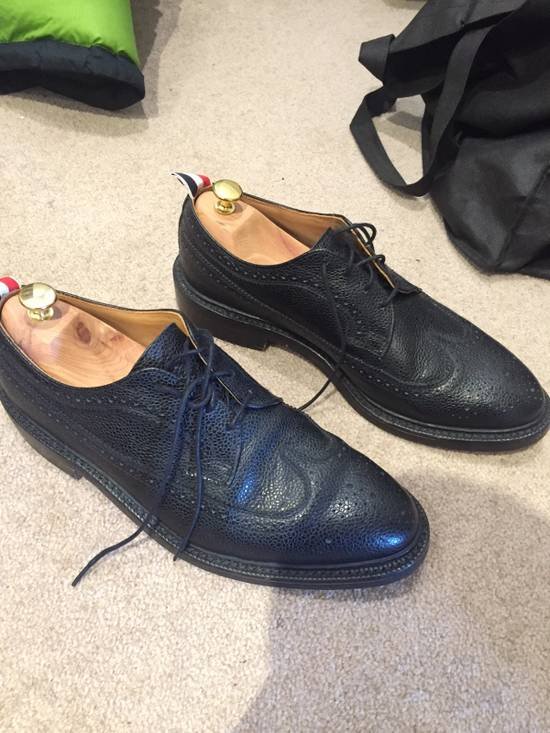 Thom Browne Long wing Brogues Size US 11 / EU 44 - 2