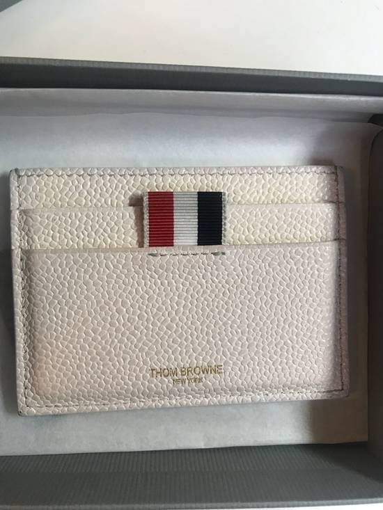 Thom Browne Card Holder Size ONE SIZE - 3