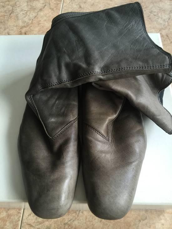 Julius AW10 grey slim boots Size US 10 / EU 43 - 1