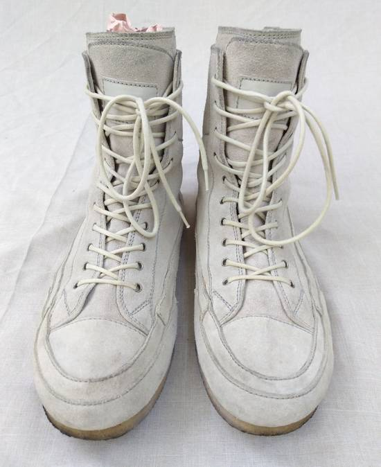 Julius Reversed Leather Backzip Sneaker Boots Size US 10 / EU 43 - 1