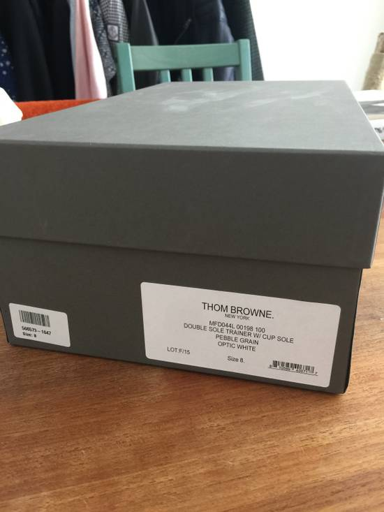 Thom Browne Thom Browne leather trainers Size US 9 / EU 42 - 1