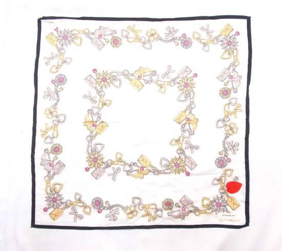 Givenchy Final Drop..!!! Givenchy Paris Tsubaki Japan Envelope Design Pocket Square Scarves/ Scarf/ Bandana/ Handky/ Handkerchiefs Size ONE SIZE - 4