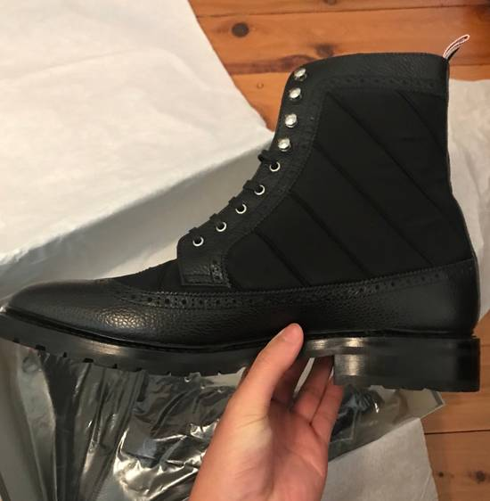 Thom Browne Pebble Boots (brand New) Size US 10.5 / EU 43-44 - 2