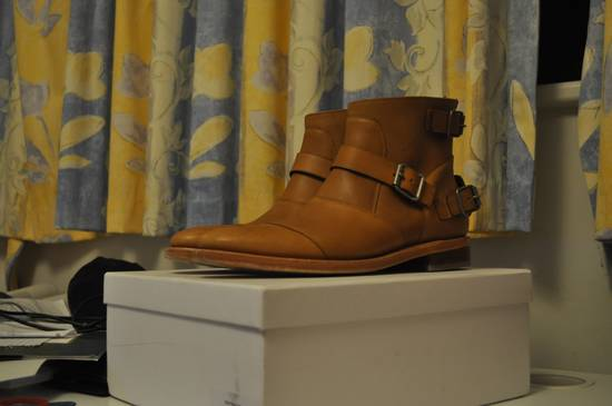 Balmain Buckle Boots Size US 9 / EU 42 - 8