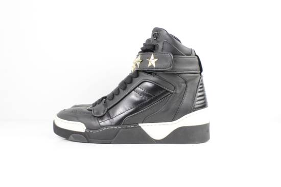 Givenchy Givenchy Black Leather High Tops Size 41 Size US 8 / EU 41 - 3