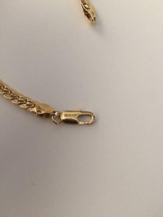 Jw Golden Snake Chain bracelet Size ONE SIZE - 3