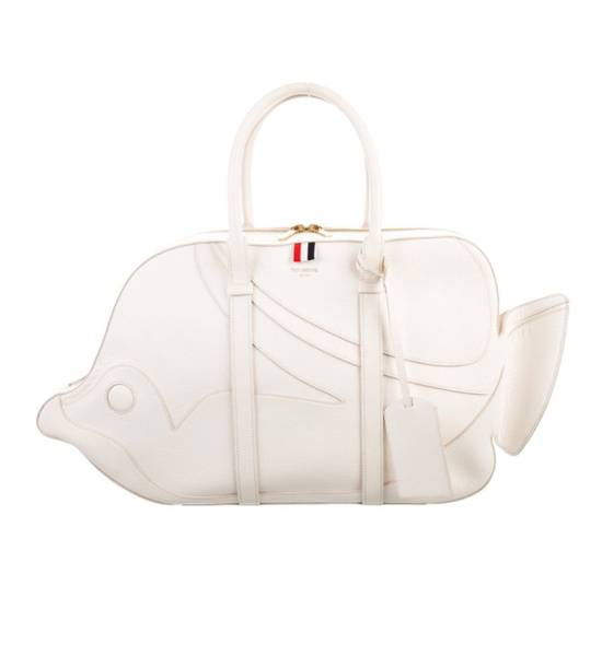Thom Browne Trigger reef Fish Bag Size ONE SIZE