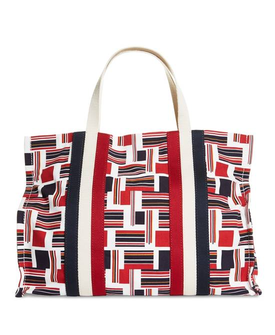 Thom Browne Flag Tote NEW Size ONE SIZE