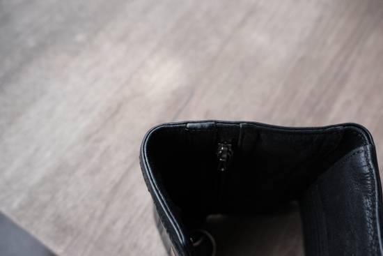Julius black leather 3 fold wallet Size ONE SIZE - 5