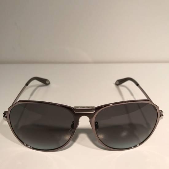 Givenchy Givenchy Aviator Gray Sunglasses Size ONE SIZE - 1