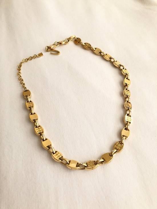 Givenchy Givenchy Chunky Link Necklace Size ONE SIZE - 2