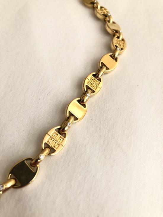 Givenchy Givenchy Chunky Link Necklace Size ONE SIZE - 3