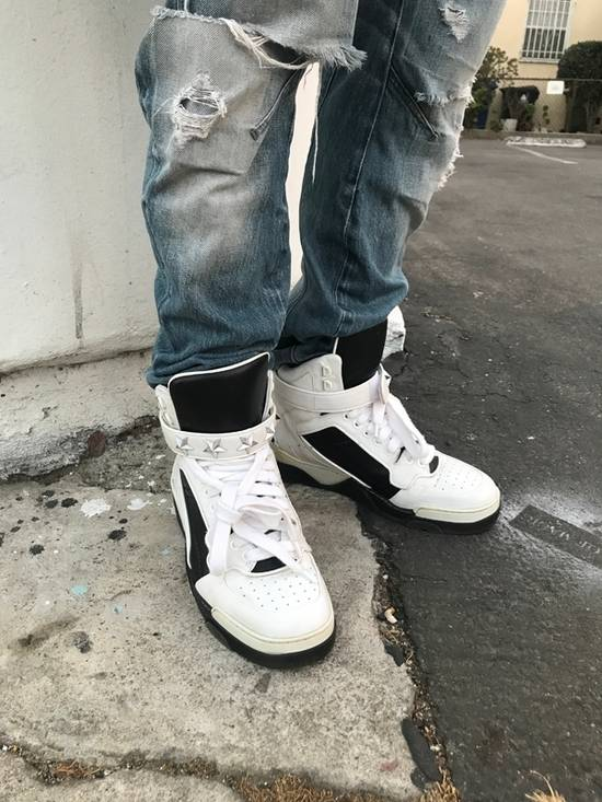Givenchy GIVENCHY Tyson Star Hi Top Sneakers Size US 9 / EU 42
