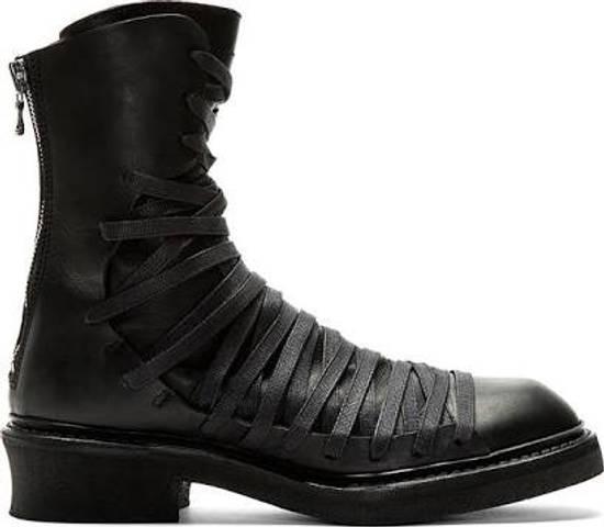 Julius Overlaced Boots Size US 7.5 / EU 40-41