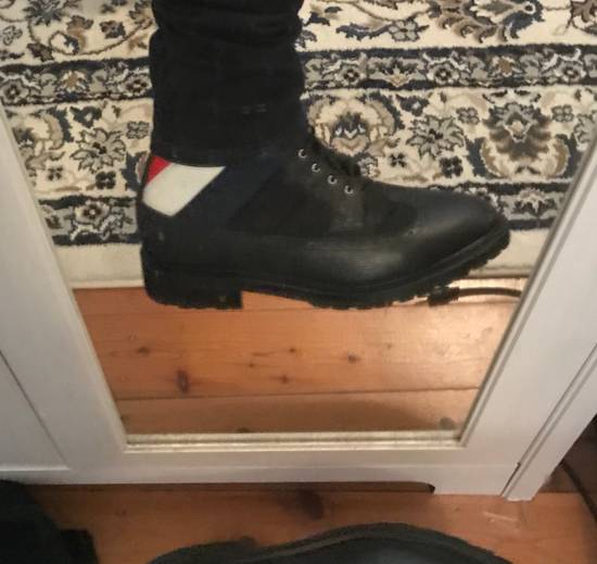 Thom Browne Pebble Boots (brand New) Size US 10.5 / EU 43-44 - 6