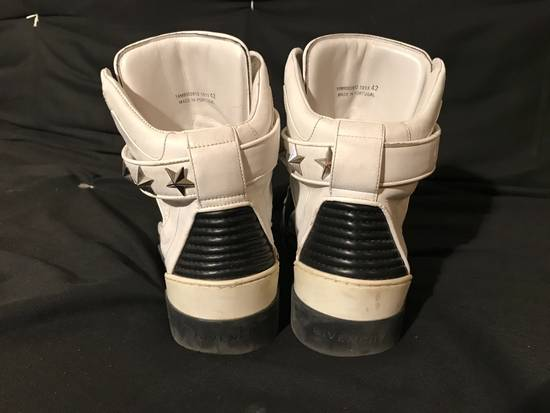 Givenchy GIVENCHY Tyson Star Hi Top Sneakers Size US 9 / EU 42 - 2