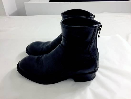 Julius JULIUS 12-13F/W [Resonance;] Engineered Backzip Boots Size US 8.5 / EU 41-42 - 1