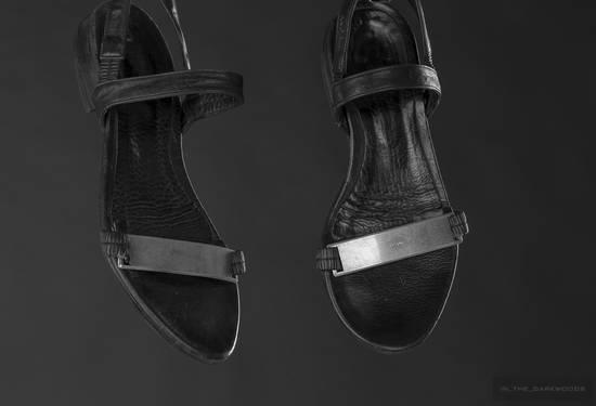 Julius 2008SS leather sandals Size US 8.5 / EU 41-42 - 3