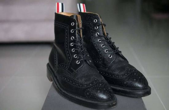 Thom Browne Thom Browne Wingtip Brogue Boots Size US 8.5 / EU 41-42