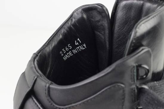 Givenchy Givenchy Black Leather High Tops Size 41 Size US 8 / EU 41 - 10
