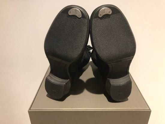 Julius Blistered Leather Back Zip Combat Boots Size US 11 / EU 44 - 4