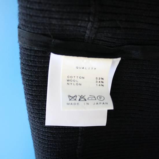 Julius Julius Black Knit Tube Beanie Size ONE SIZE - 3